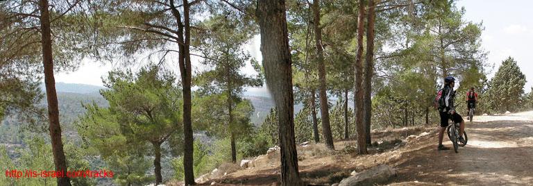 Национальный парк Иудейские Горы