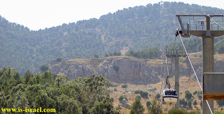 Подъем на гору Манара