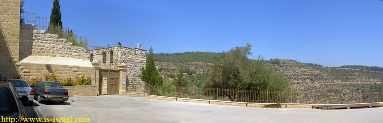 Стоянка у монастыря Иоанна-крестителя